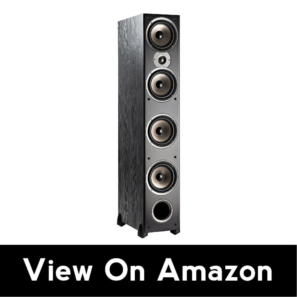 best budget floor standing speakers for music