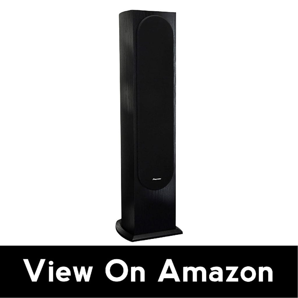 top rated floor standing speakers for music