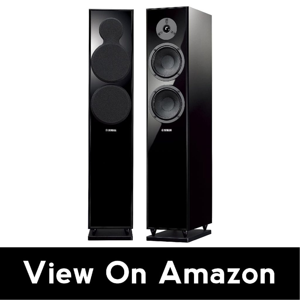 best quality floor standing speakers for music