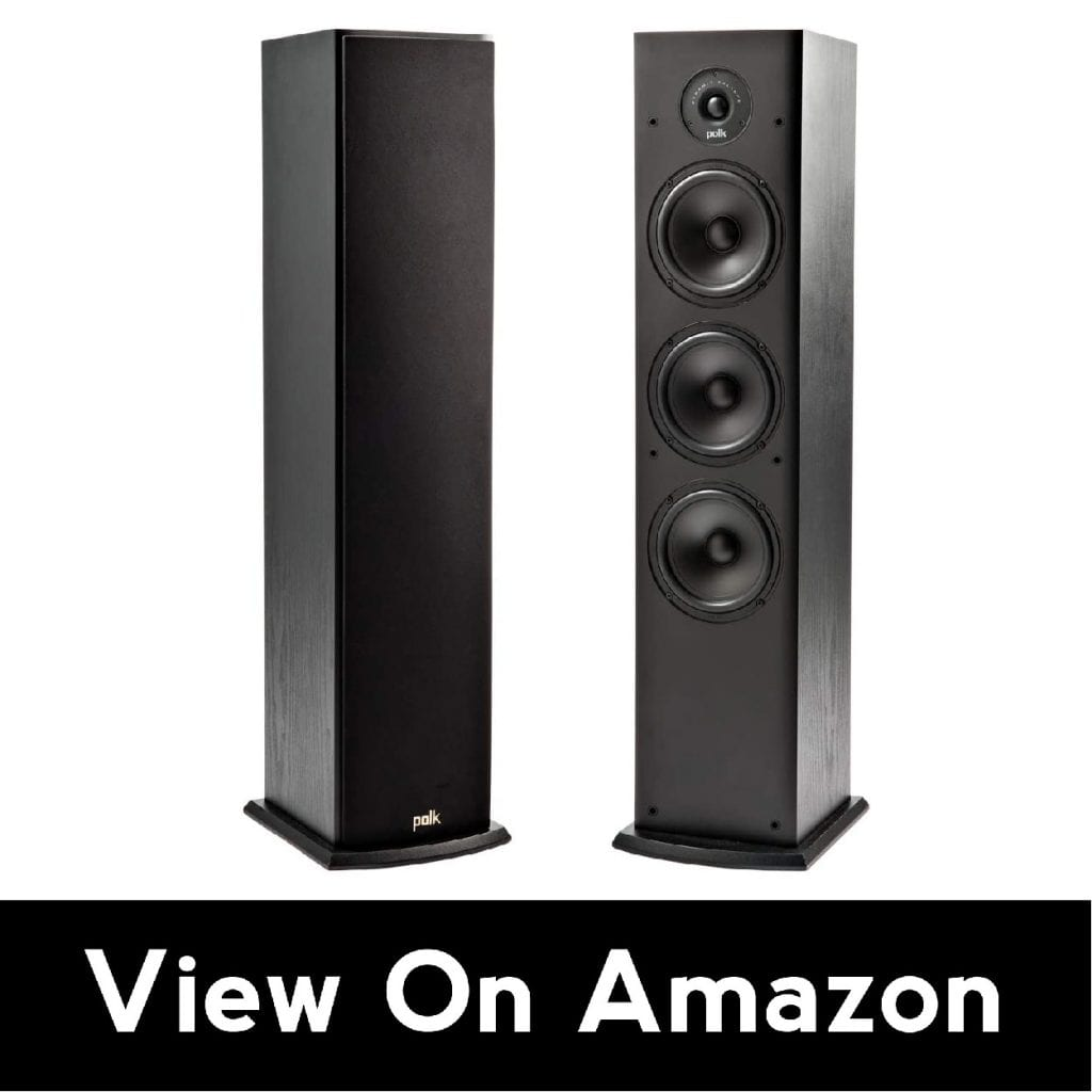 floor standing speakers for music