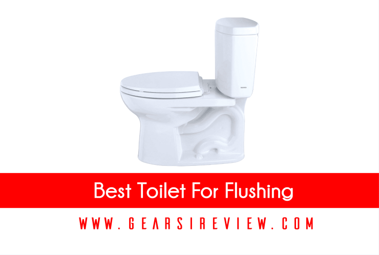 Best Toilet For Flushing