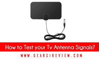 How to Test your Tv Antenna Signals