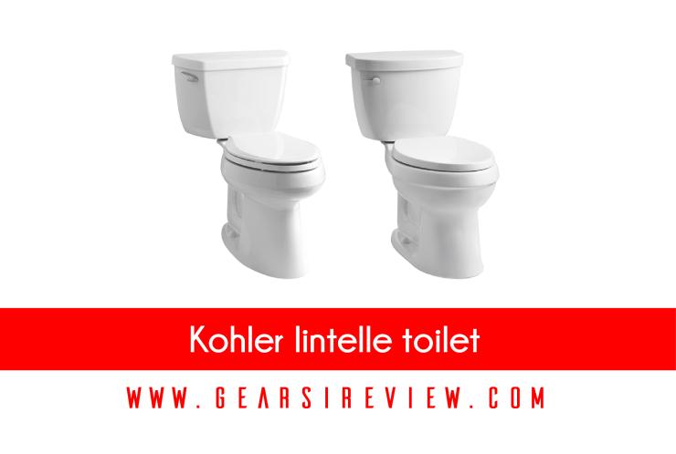 Kohler lintelle toilet