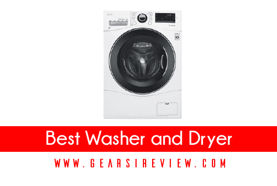 Best Washer and Dryer