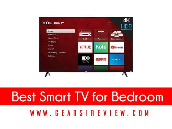 Best Smart TV for Bedroom