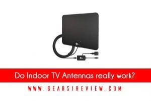 Do Indoor TV Antennas really work