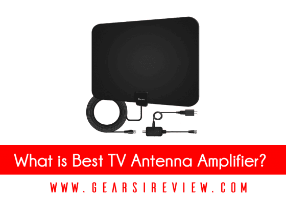 Best TV Antenna Amplifier