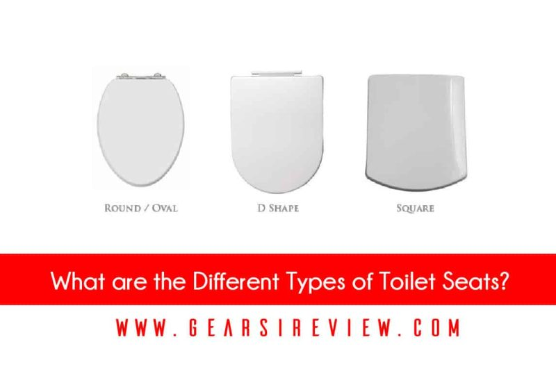 What are the Different Types of Toilet Seats