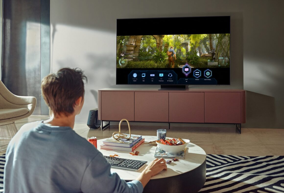 tv Gaming features